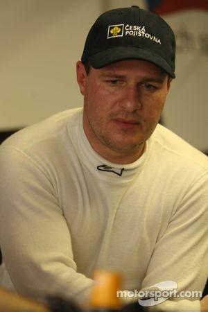 Tomas Enge, pilote A1 Equipe de République Tchéque