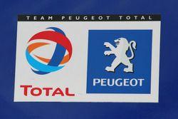 Team Peugeot Logo