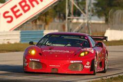 #62 Risi Competizione Ferrari 430 GT: Jaime Melo
