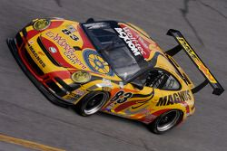#83 Farnbacher Loles Porsche GT3 Cup: Tim Bergmeister, CR Crews, Peter Ludwig, Ben McCrackin, Russell Walker