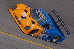 #12 RVO Motorsports Pontiac Riley: Derek Bell, Justin Bell, Paul Dallenbach, Tonis Kasemets, Roger S