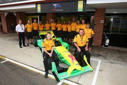 A1 Team Australia team photo