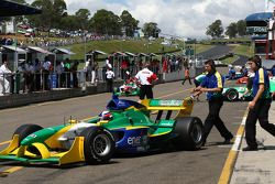 Sergio Jimenez, driver of A1 Team Brazil