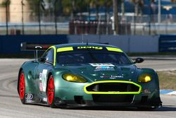 #08 Bell Motorsports Aston Martin DBR9: Antonio Garcia, Chapman Ducote, Jamie Camara