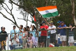 A1 Team India, fans