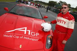 Scott Stringfellow, Ferrari Safety car driver