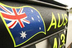 Australian pit board