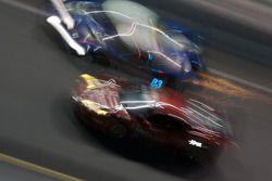 #03 Vision Racing Porsche Crawford: John Andretti, Ed Carpenter, A.J. Foyt IV, Tony George, Vitor Meira, #52 Mastercar Ferrari 430 Challenge: Joe Castellano, Ma Chi Min, Fred Machado, Roberto Ragazzi, Franco Scapini