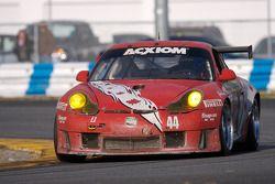 #44 Bullet Racing Porsche GT3 Cup: Zach Arnold, Glenn Nixon, Steve Paquette, Dyrk Van Zanten Jr.