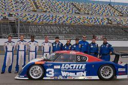 Southard Motorsports Lexus Riley : Bill Lester, Shane Lewis, Alex Barron, Ted Christopher