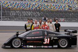 Matt Connolly Motorsports Pontiac Chase : Bob Frost, Vic Rice, Mirko Shultis, Gordon Vipond