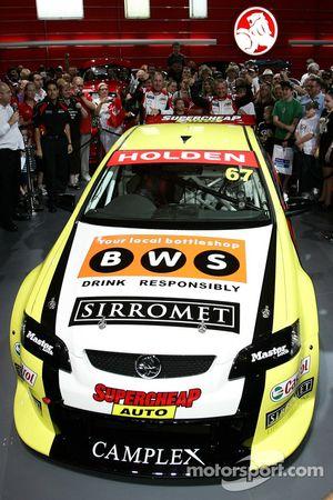 2008 Supercheap Auto Racing VE Commodore