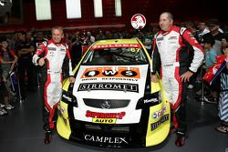 Russell Ingall, Paul Morris