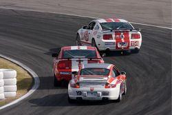 #154 Jim Click Racing Ford Mustang GT: Jim Click, Mike McGovern