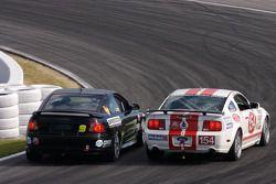 #154 Jim Click Racing Ford Mustang GT: Jim Click, Mike McGovern, #9 Spirit of Daytona Racing Pontiac