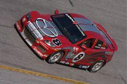 #8 Daytona Mazda Mazda RX-8: Squeak Kennedy, Carlos Lira