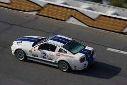 La Ford Mustang GT N°2 (Roberto Bengoa, Jose Carlos Santiago)