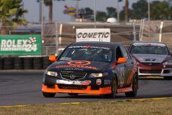 #76 Compass360 Racing Acura TSX: Karl Thomson, Travis Walker