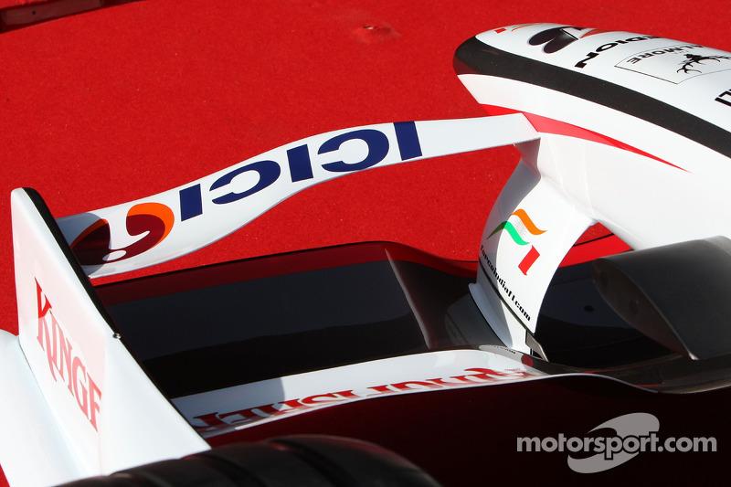 El Force India VJM01