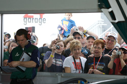 Fans of Dale Earnhardt Jr.