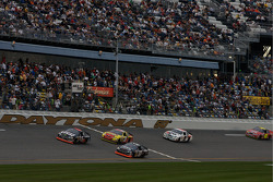 Restart: Bobby Gerhart, Dexter Bean and Michael Annett