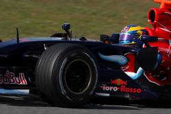 Sebastien Bourdais, Scuderia Toro Rosso, STR02