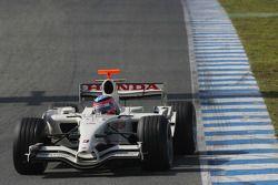 Takuma Sato, Super Aguri F1, SA07-B