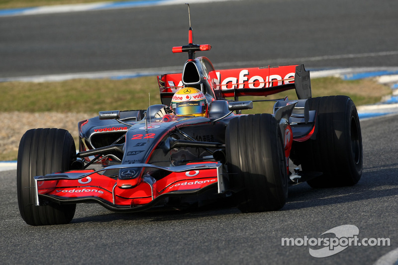 1995 – 2014: Mercedes