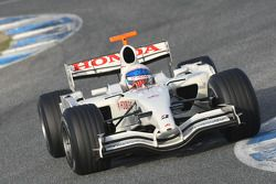 Anthony Davidson, Super Aguri F1 Team, SA07-B