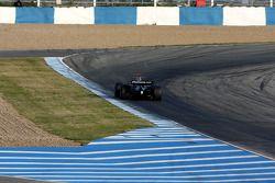Nico Hulkenberg, Test Pilotu, WilliamsF1 Team