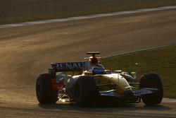 Lucas Di Grassi Test Driver, Renault F1 Team, R28