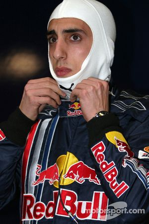 Sebastien Buemi, Test Pilotu, Red Bull Racing
