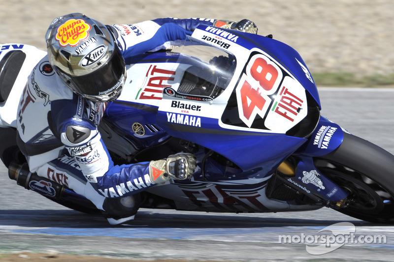 2008 - Test Jerez