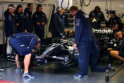 Nico Rosberg, Williams F1 Team, FW30