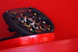 Scuderia Ferrari Steering wheels