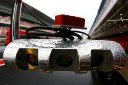 Scuderia Ferrari Pitstop lights