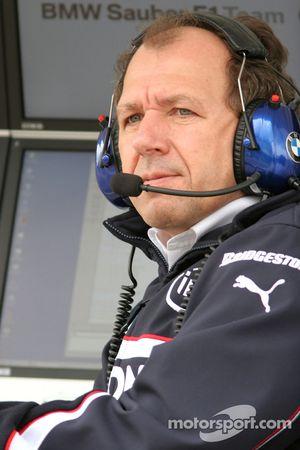 Willy Rampf, BMW-Sauber, Directeur Technique