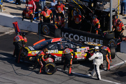 Pit stop for Johnny Sauter