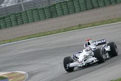 Christian Klien, BMW Sauber F1 Team, F1.08