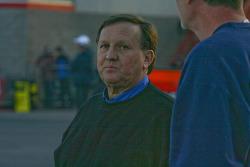 Driver, team owner, engine builder Larry Morgan