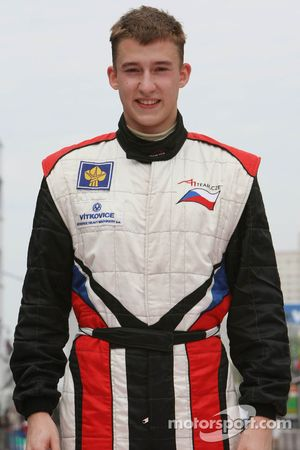 Josef Kral, driver of A1 Team Czech Republic