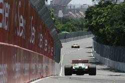 Khalil Beschir, driver of A1 Team Lebanon