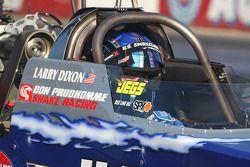 Larry Dixon close up