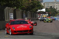 Voiture de sécurité Ferrari
