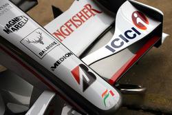 Переднее крыло Force India F1 VJM01