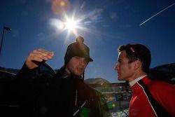 Martin Tomczyk and Timo Scheider