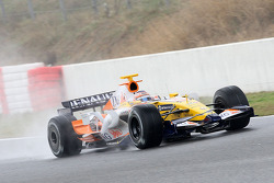 Нельсон Пике-мл., Renault F1 Team, R28