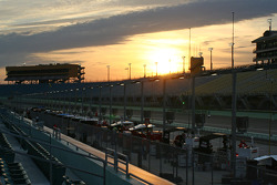 Sunset at Homestead