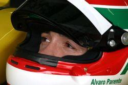 Алвару Парент, Super Nova Racing
