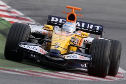 Фернандо Алонсо, Renault F1 Team, R28